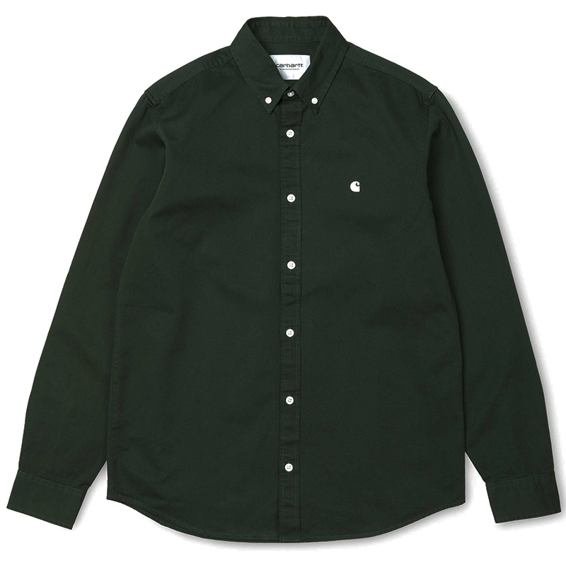 Carhartt Madison Shirt Loden/Wax
