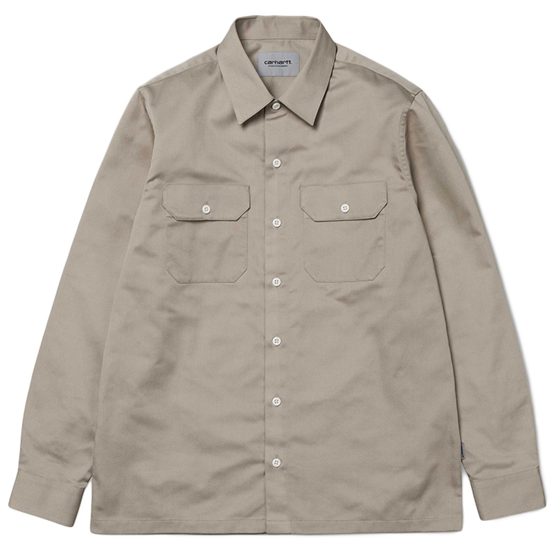 Carhartt Master Shirt Wall Rinsed