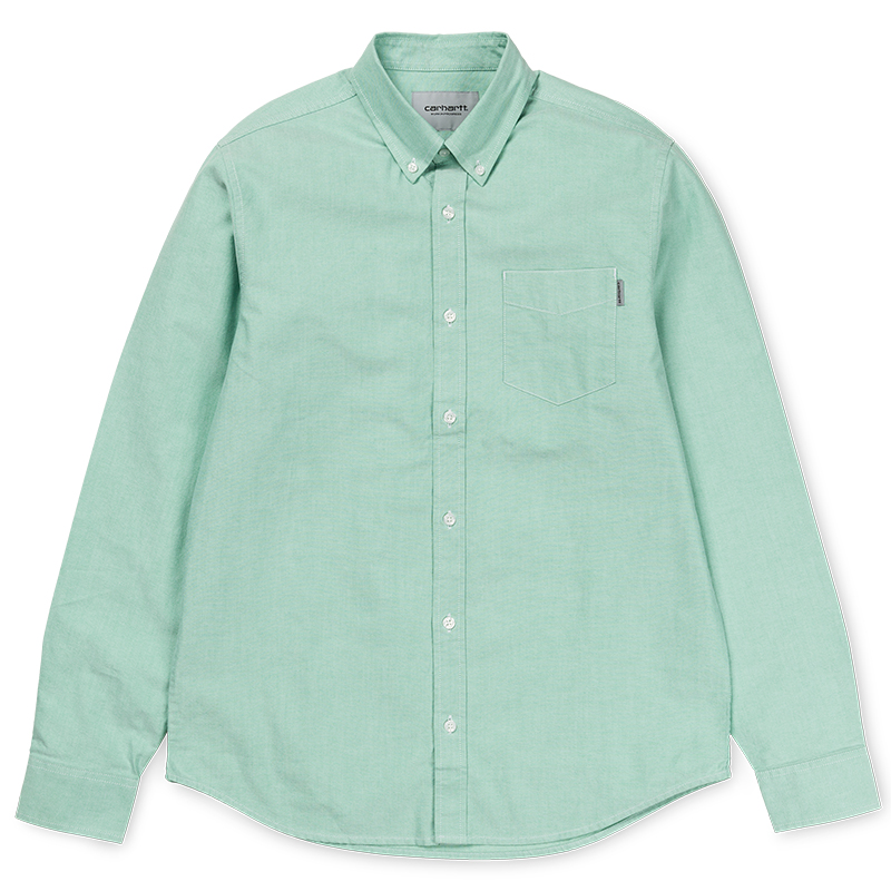 Carhartt Pocket Shirt Jade