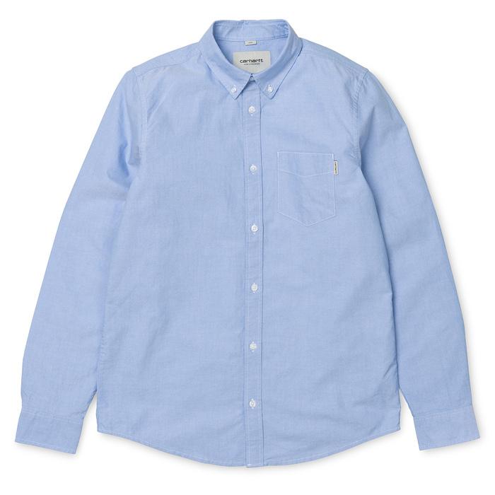Carhartt Rogers Longsleeve Shirt Bleach