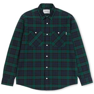 Carhartt Sloman Shirt Colony/Hedge