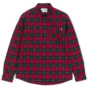 Carhartt Swain Shirt Mulberry