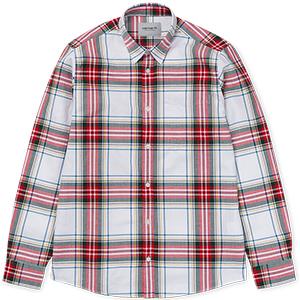 Carhartt Vigo Shirt Vigo Check White