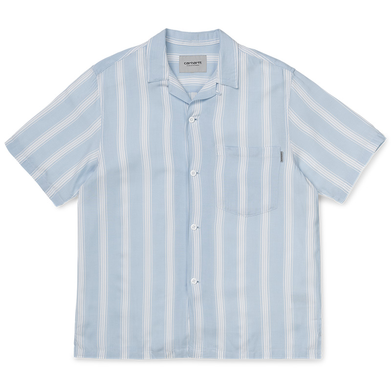 Carhartt WIP Chester Shirt Chester Stripe/ Citizen