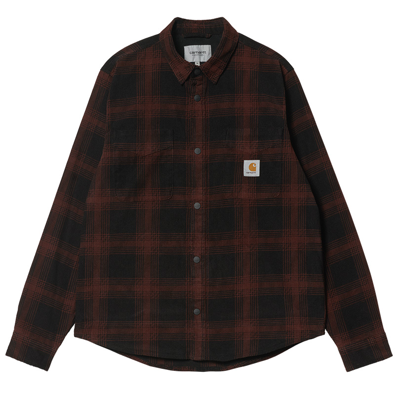 Carhartt WIP Dustin Shirt Jacket Dustin Check Offroad