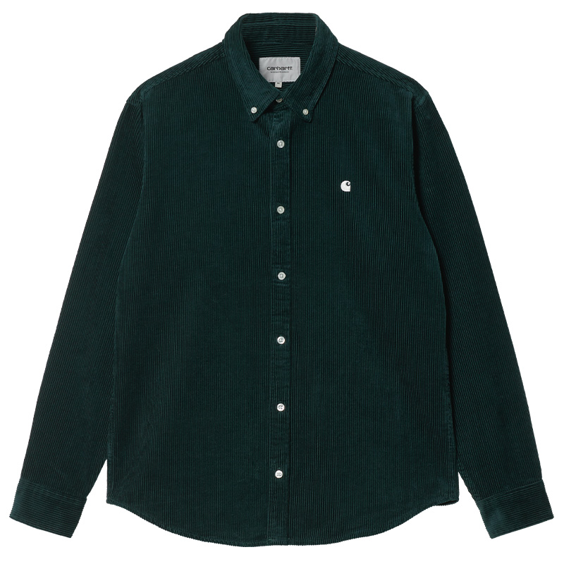 Carhartt WIP Madison Cord Shirt Frasier/Wax