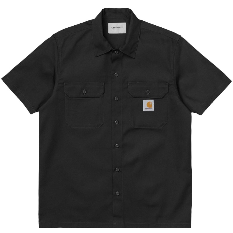 Carhartt WIP Master Shortsleeve Shirt Black
