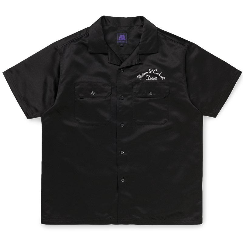Carhartt WIP X Motown Snake Pit Shirt Black