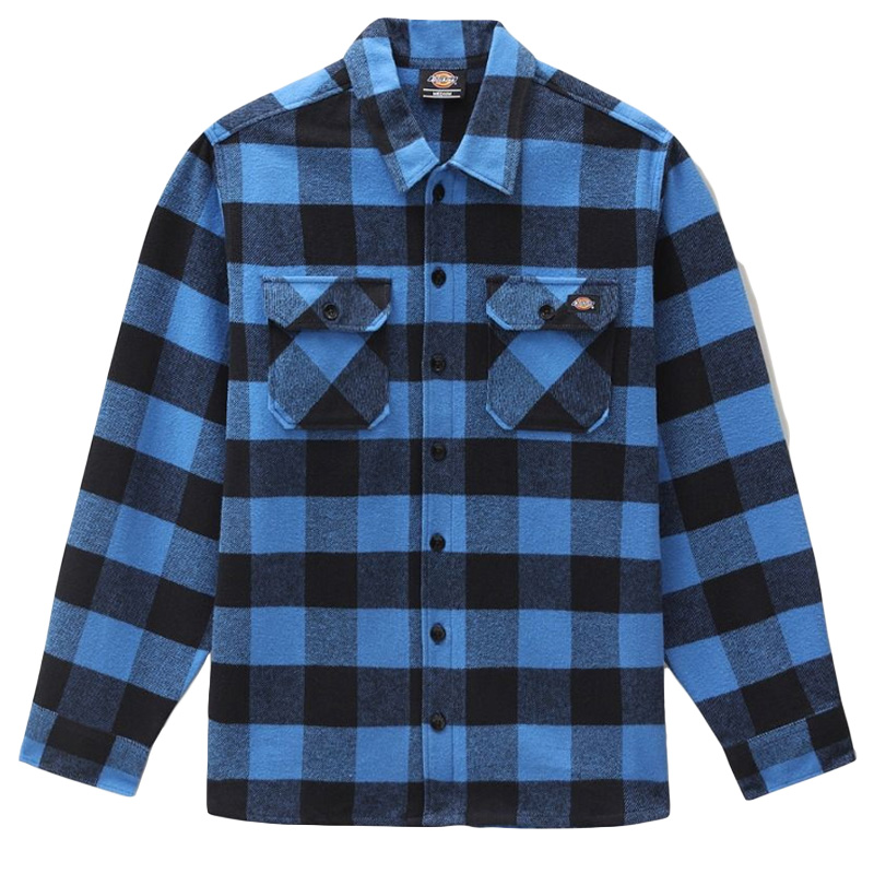 Dickies New Sacramento Shirt True Blue