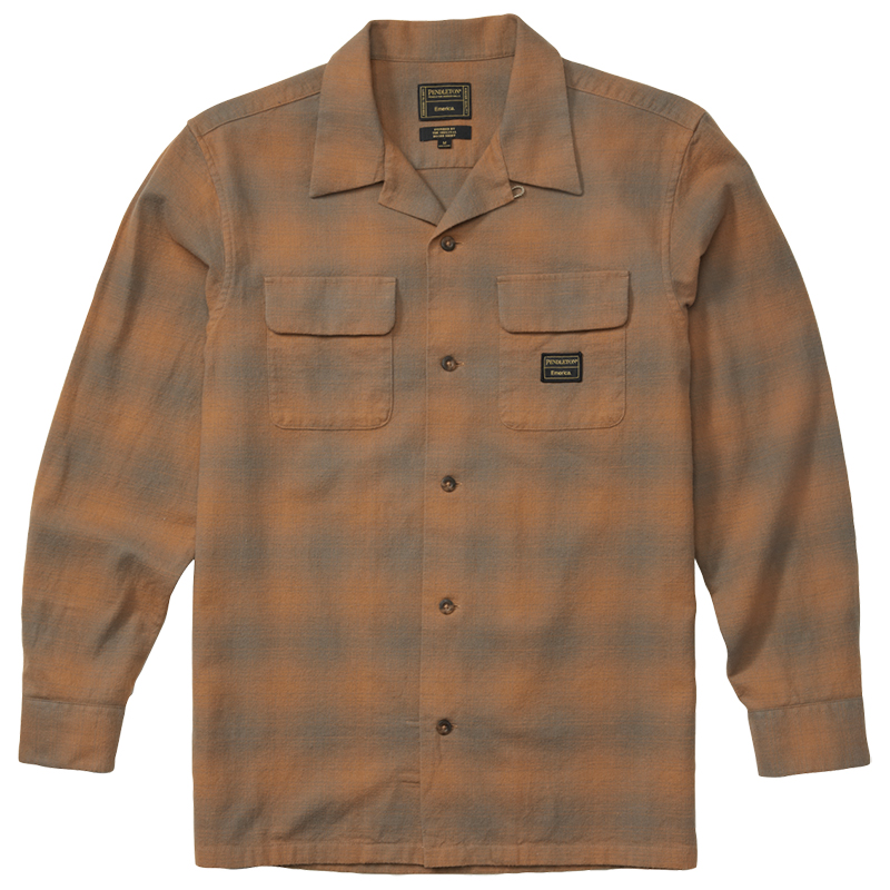 Emerica X Pendleton Shirt Copper