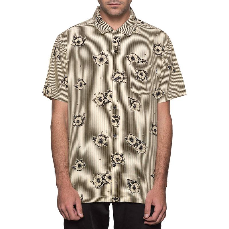 HUF Delsur Shirt Boulder