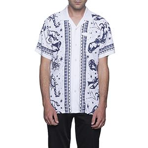 HUF Zodiac Shirt White
