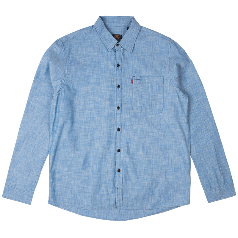 Levi's Riveter Shirt Chambray