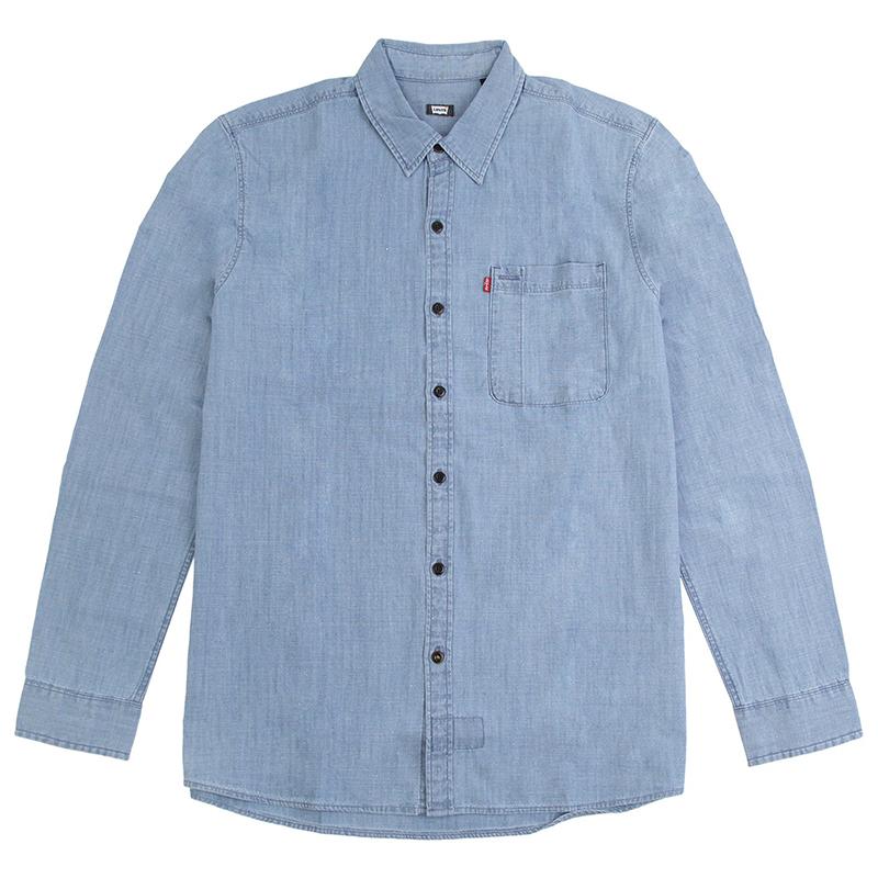 Levi's Riveter Longsleeve Shirt Chambray