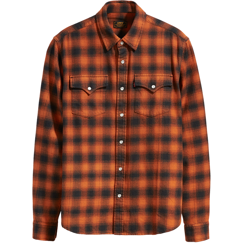 Levi´s Western Shirt Bombay Brown