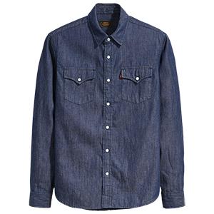 Levi´s Western Shirt Western Rinse
