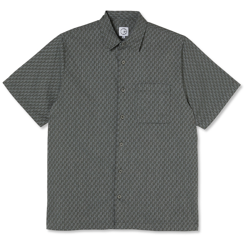 Polar P Shirt Green