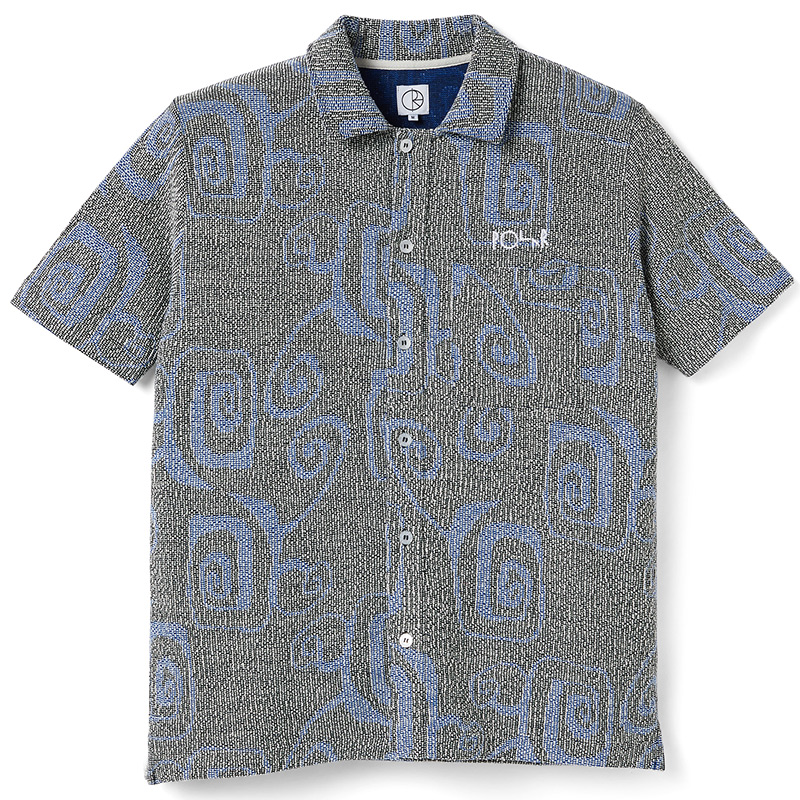 Polar Patterned Shirt Black
