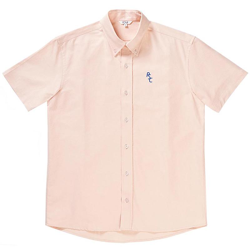 Polar Psc Short Sleeve Shirt Peach