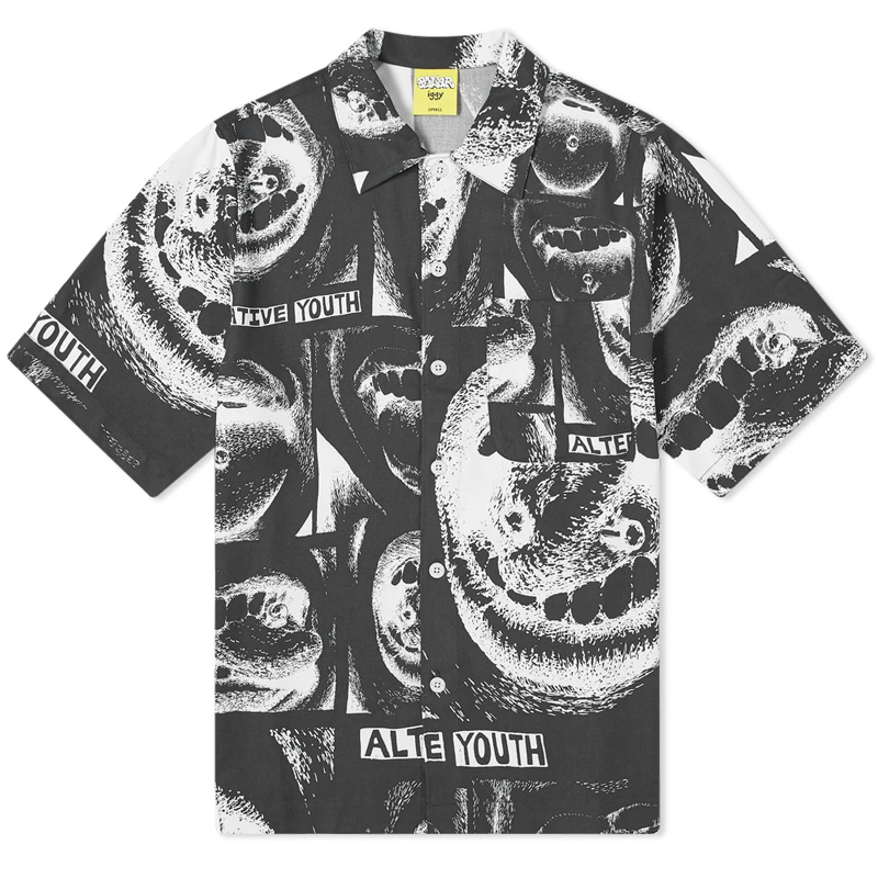 Polar x Iggy Youth Alternative Shirt Black
