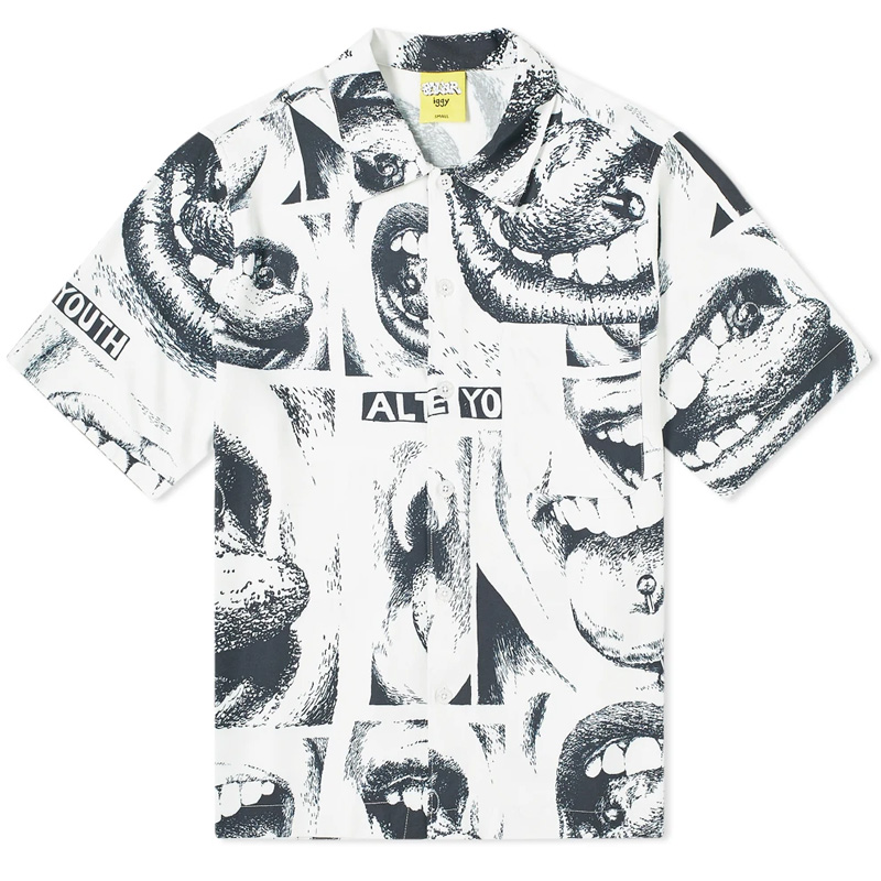 Polar x Iggy Youth Alternative Shirt White