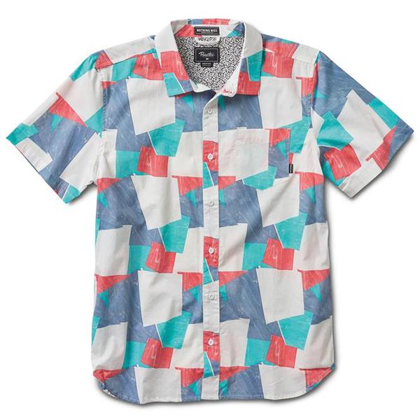 Primitive Island Veneer Shirt Tropical
