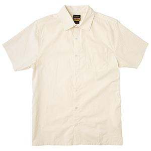 RVCA E Dot Shirt Antique White