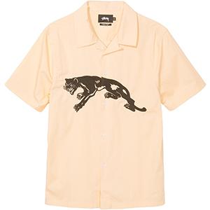 Stussy Panther Shirt Peach