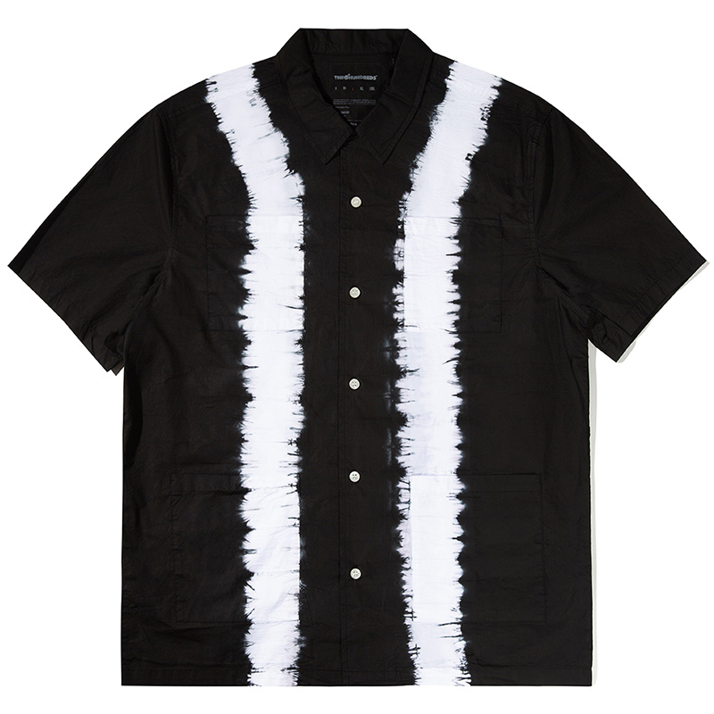 The Hundreds Yucatan Woven Shirt Black