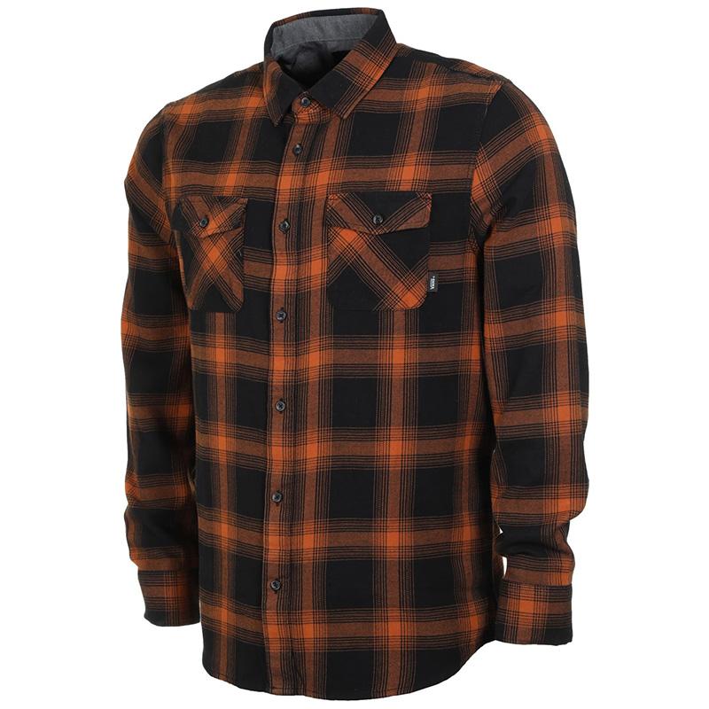 Vans Monterey III Shirt Black/Argan Oil