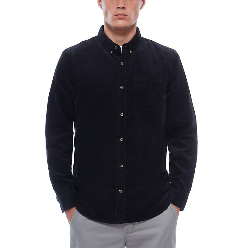 Vans Sellner Longsleeve Shirt Black