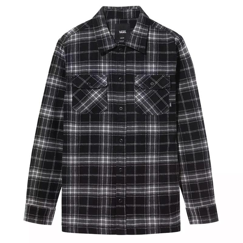 Vans Tradewinds Shirt Black