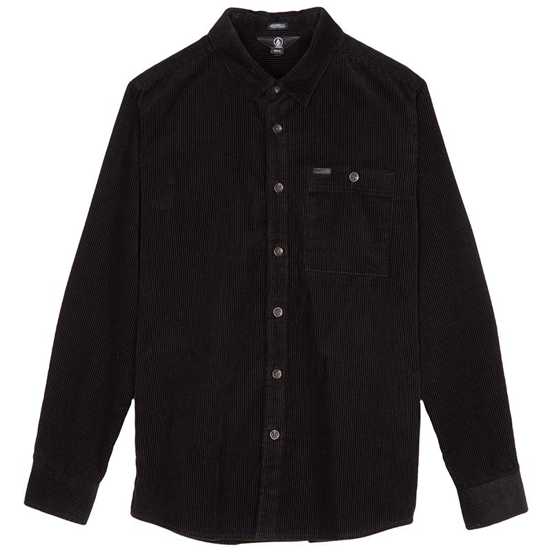 Volcom Lomax Shirt Black