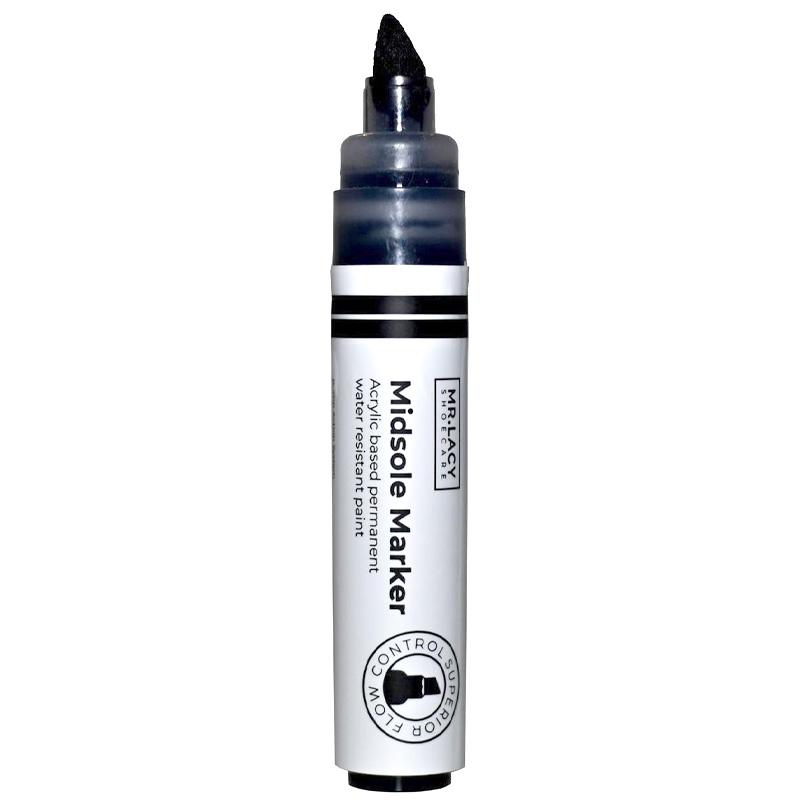 Mr. Lacy Mid-sole Paint Marker Pen Black