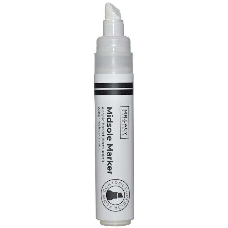 Mr. Lacy Mid-sole Paint Marker Pen White