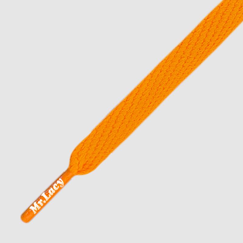 Mr. Lacy Flatties - Bright Orange