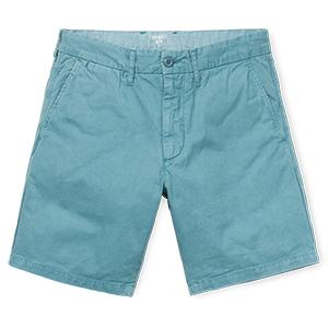 Carhartt John Shorts Dusty Blue