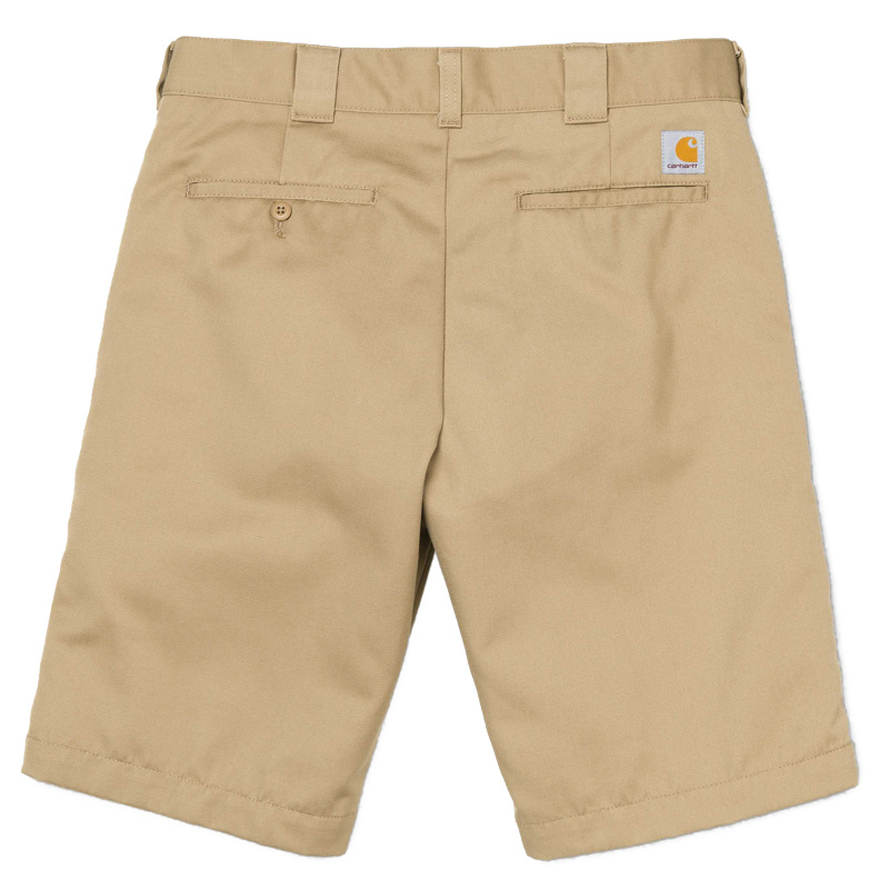 Carhartt Master Shorts Leather Rinsed
