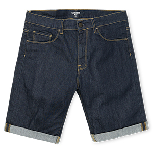 Carhartt Swell Shorts Blue One Wash