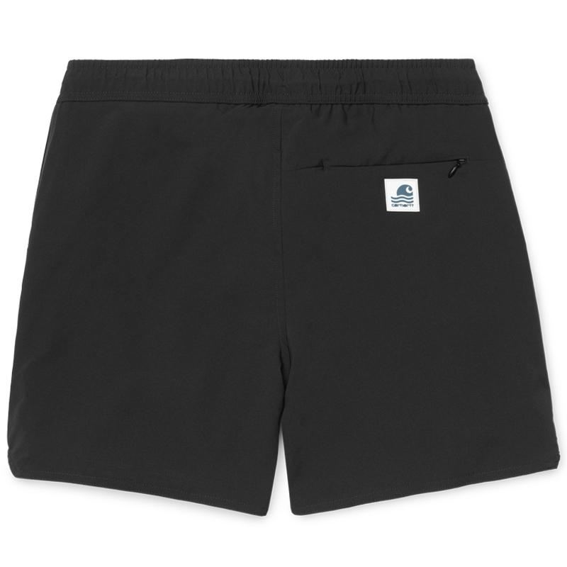 Carhartt WIP Aran Swim Trunks Black