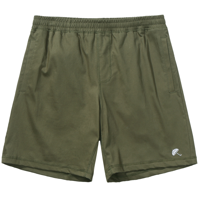 Helas Chino Short Khaki/Green