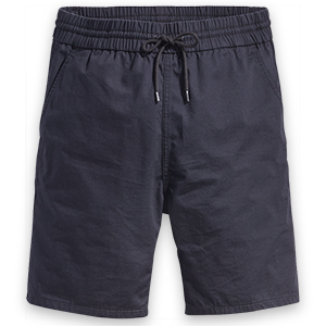 Levi's Easy Shorts Black Ripstop