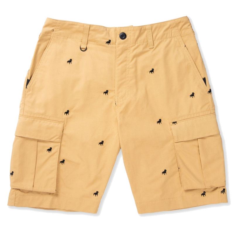 Nike SB Iso Shorts Club Gold/Black