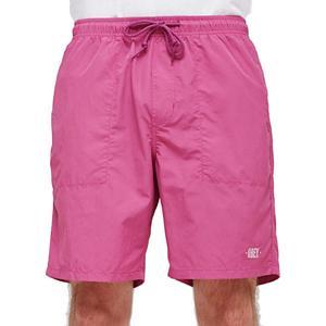 Obey Dolo Shorts Magenta