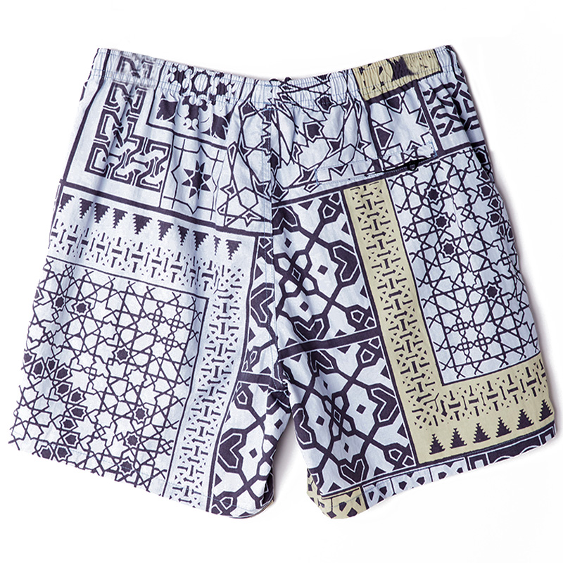 Obey Easy Pathos Short Navy Multi