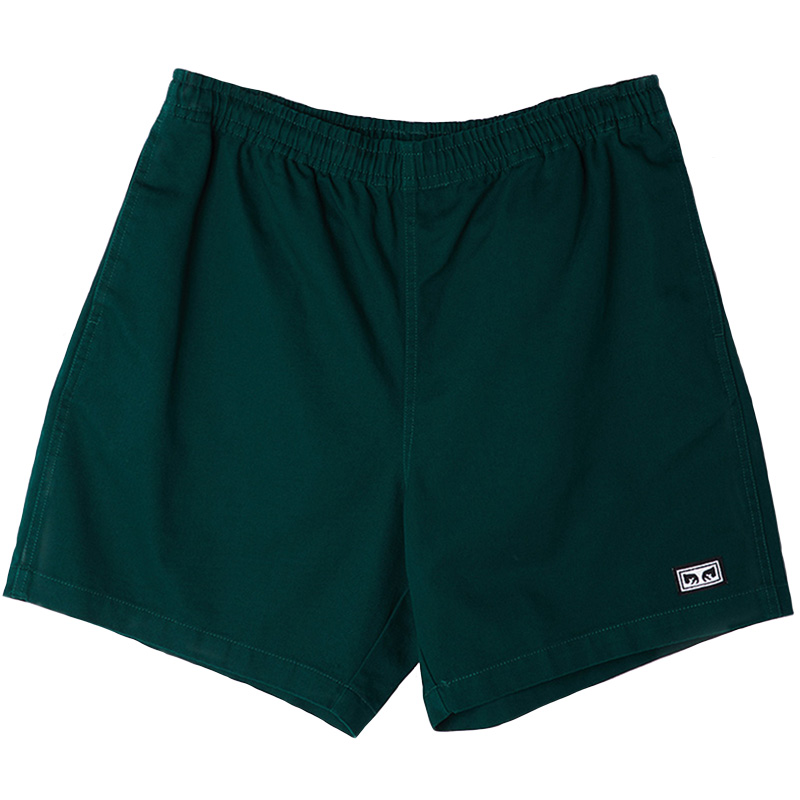Obey Easy Relaxed Twill Short Green Dream
