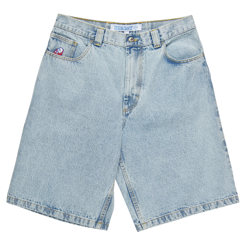 Polar Big Boy Shorts Light Blue