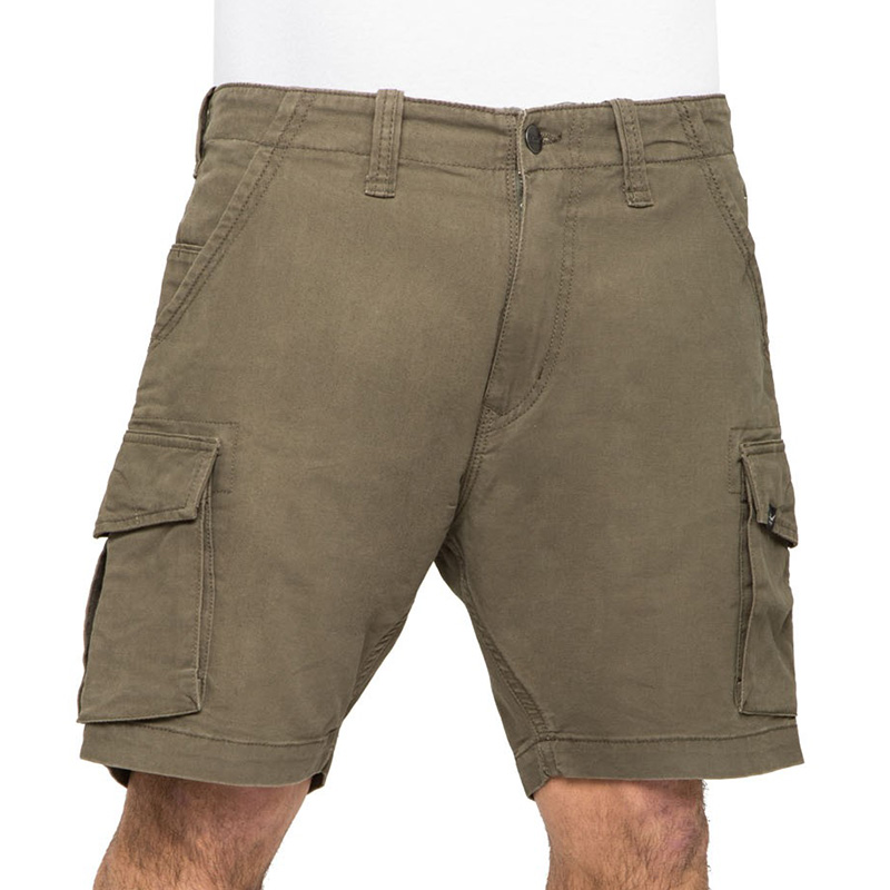 Reell City Cargo ST Shorts Olive