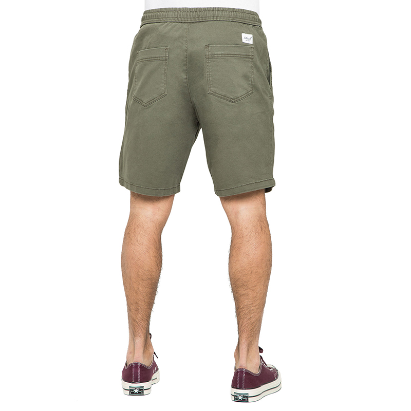 Reell Easy Short Olive