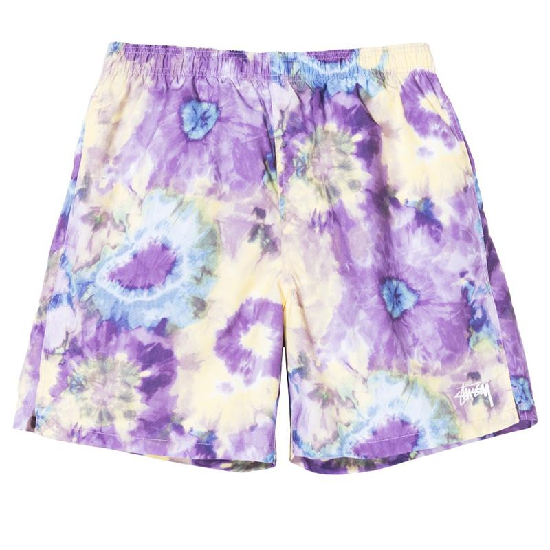 Stussy Tie Dye Water Shorts